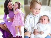 Công nương Kate Middleton dạy con thế nào mà cả thế giới phải ngưỡng mộ?