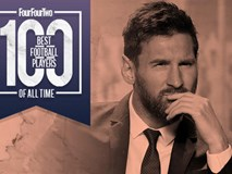 10 cầu thủ vĩ đại nhất lịch sử bóng đá: Maradona số 1, Messi xếp thứ nhì