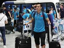 U22 Việt Nam sang Hàn Quốc tập huấn: Cú nước rút đến SEA Games 29