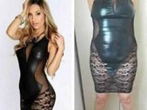 Những minh chứng cho thấy đã béo, lùn thì đừng bừa bãi mua hàng online