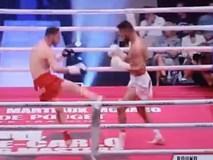 Võ thuật MMA: Một cú đá tuyệt đẹp đã kết thúc cuộc tranh tài của hai võ sỹ