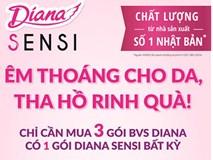 Cơ hội trúng iPhone 7 từ Diana