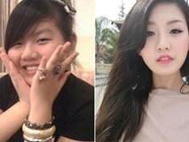 """Đang khuấy đảo Hội con nhà giàu Việt Nam: tiểu thư con nhà buôn siêu xe, """"lột xác"""" từ 96kg"""
