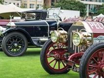 London City Concours - bữa tiệc siêu xe của giới nhà giàu nước Anh