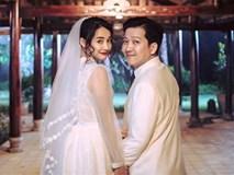 """Khi sao Việt """"hâm nóng"""" tên tuổi bằng cách tung ảnh cưới"""