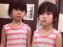 """Không cần đánh mắng, cách mẹ của 2 em bé Việt """"bắn tiếng Anh như gió"""" dạy con nhận lỗi khiến ai cũng thích thú"""