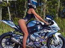 Đam mê tốc độ tới mức điên cuồng, người đẹp lái mô tô gợi cảm nhất nước Nga tử nạn vì đâm vào dải phân cách