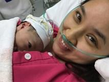 Sau 2 năm kết hôn, Bảo Trâm Idol hạ sinh con gái đầu lòng kháu khỉnh