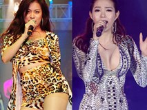 Những trang phục dễ gây hiểu lầm của sao Việt trên sân khấu