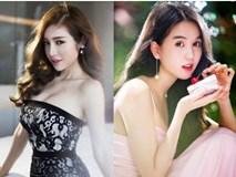 Cùng ngắm mỹ nhân Việt đọ sắc với tóc dài và tóc ngắn