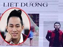Tùng Dương trở thành nạn nhân của trò chơi 'đuổi hình bắt chữ' phản cảm