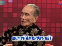 """Ai cũng ngỡ ngàng khi nghe mẹ chồng 95 tuổi móm mém """"kể xấu"""" con dâu"""