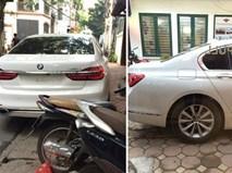 Đỗ xe thiếu ý thức, chủ nhân chiếc BMW nhận ngay bài học đắt giá