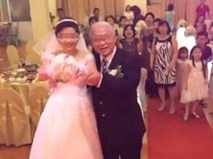 Cặp đôi cô dâu, chú rể phiên bản