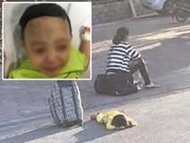 Bé trai 14 tháng tuổi bị bạo hành từng bị người mẹ buôn bán ma túy tha lôi lang thang khắp nơi