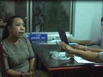 Bắt quả tang nữ phóng viên nhận 280 triệu đồng của doanh nghiệp