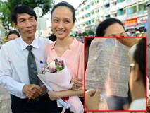 Hoa hậu Phương Nga và nhân chứng bị triệu tập để làm rõ lá thư nylon