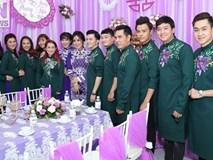 Dàn sao Việt tề tựu trong đám cưới Lê Phương tại Trà Vinh
