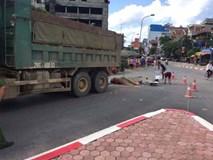 Hà Nội: Tai nạn thương tâm ba mẹ con bị xe tải cán tử vong