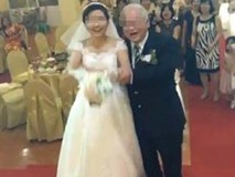 """Cặp đôi cô dâu, chú rể phiên bản """"Hoàng Kiều - Ngọc Trinh"""" khiến cư dân mạng ngỡ ngàng"""