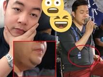 Trái với loạt hình 'nuột nà' trên Facebook, ảnh thực của Quang Lê lại gây choáng thế này