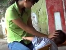 Video những vụ bạo hành trẻ em gây phẫn nộ cộng đồng mạng