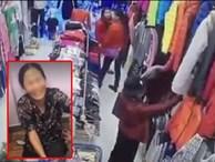 'Chôm' quần áo hàng hiệu về bán trên vỉa hè, bà cụ bị các shop ở Hà Nội kéo đến đòi lại đồ