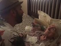 Món quà ý nghĩa trong ngày sinh nhật lần thứ 98 cháu trai tặng bà