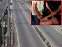 Xác minh tin người phụ nữ bị bắt cóc lên ôtô cưỡng bức tập thể