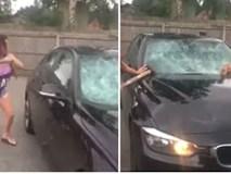 Người phụ nữ điên cuồng đập xe sang và lời tâm sự chua chát về hôn nhân 10 năm