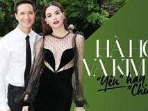 Bất ngờ thân thiết, Hà Hồ và Kim Lý đang yêu hay chỉ là chiêu trò PR cho sản phẩm mới?