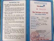 Lập sổ tiết kiệm tại nhà, khách hàng VietinBank mất gần 800 triệu đồng trong tài khoản
