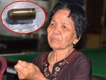 Bà nội nữ sinh bị bắn thoát chết vì đạn không nổ