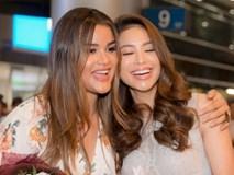Hội ngộ sau 2 năm, Phạm Hương và Hoa hậu Dominica có còn cân về nhan sắc?