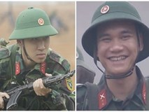 Huy Cung giật nảy người khi bắn súng khiến Khắc Việt cười 'không ngậm được miệng'