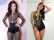 Đông Nhi, Khánh Thi và hàng loạt mỹ nhân Việt vô tình để lộ đôi chân cột đình khiến fan chết sững.