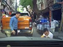Hành xử đẹp sau va chạm giao thông - Có quá khó?
