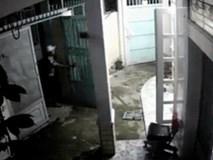 """Hành động của tên trộm sau khi lấy được xe máy khiến nhiều người """"bất ngờ"""""""