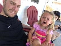 """Con gái đòi mua cặp sách Peppa Pig, ông bố đã từ chối thẳng thừng và """"dạy"""" các cha mẹ một bài học quý"""