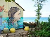 Chiêm ngưỡng ngôi làng bích họa vô cùng độc đáo ngay tại Việt Nam