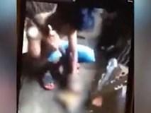 Phẫn nộ thanh niên ở Đồng Nai quay cảnh tự tay chặt đầu chó con đến chết rồi đăng Facebook