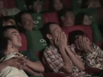 Clip: Phản ứng kinh hãi khi xem ma búp bê Annabelle của khán giả Việt