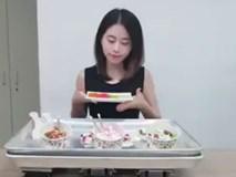 'Thánh ăn công sở' trổ tài làm kem bằng quạt tản nhiệt