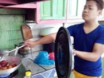 Để đàn ông vào bếp là... tội lỗi