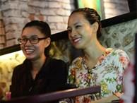 Hoa hậu Phương Nga, Thùy Dung xuất hiện sau 45 ngày tại ngoại