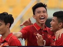 Văn Hậu rực sáng, U22 Việt Nam khởi đầu thuận lợi