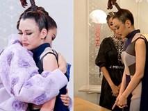 Clip Minh Tú dắt tay Phương Chi đi xin lỗi Hoàng Thùy gây xúc động