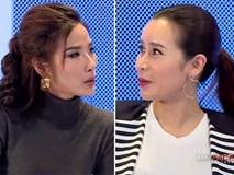 Kém Lưu Hương Giang 9 tuổi, Hoàng Thùy vẫn vô tư gọi đàn chị là 'em' tại The Face 2017
