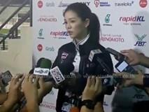 Nữ trưởng đoàn Wongpasi ám chỉ U22 Việt Nam luôn lo sợ khi đối đầu Thái Lan?