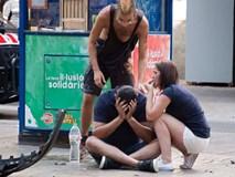 Nhân chứng trốn vào WC, tránh bị hất tung trong vụ lao xe ở Barcelona